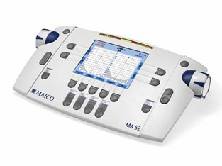 Audiometer MA 52 by MAICO